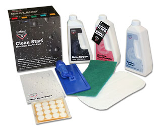 Karndean Vinyl Flooring Clean Start Vinyl Cleaner Pack